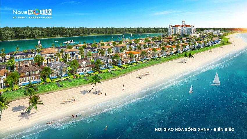 Tiện ích Habana Island - Novaworld Hồ Tràm