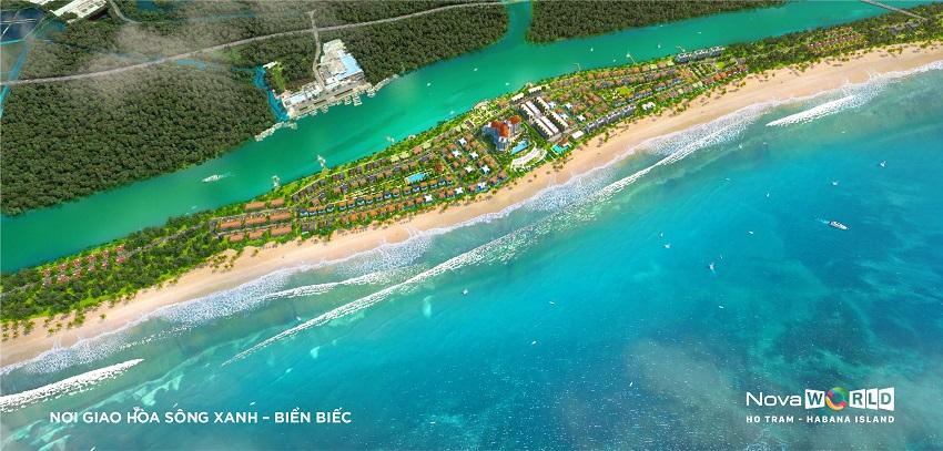 Phân kỳ Habana Island - Novaworld Hồ Tràm