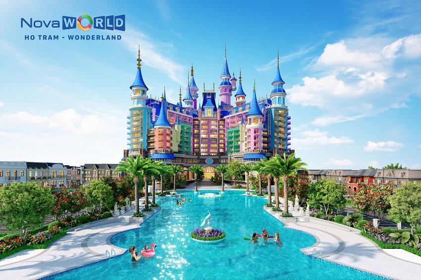 Khách sạn Boutique Novaworld Hồ Tràm Wonderland