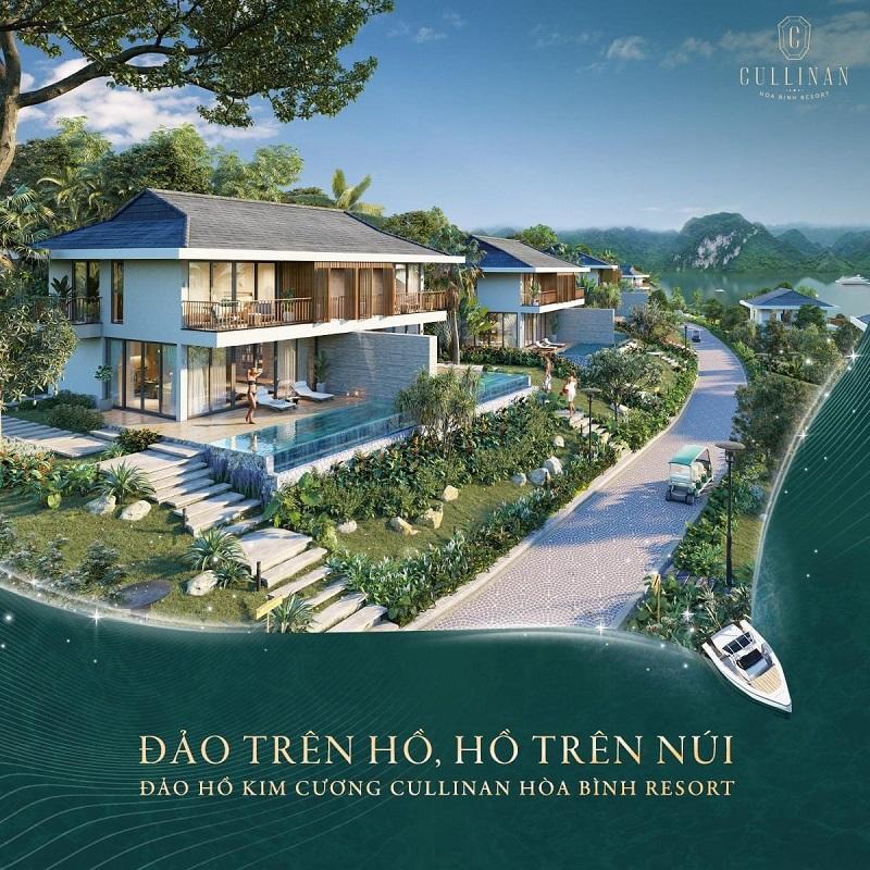 Ra mắt Cullinan Resort Hoà Bình