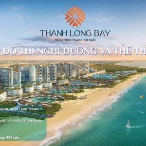 Khu đô thị nghỉ dưỡng và thể thao Thanh Long Bay