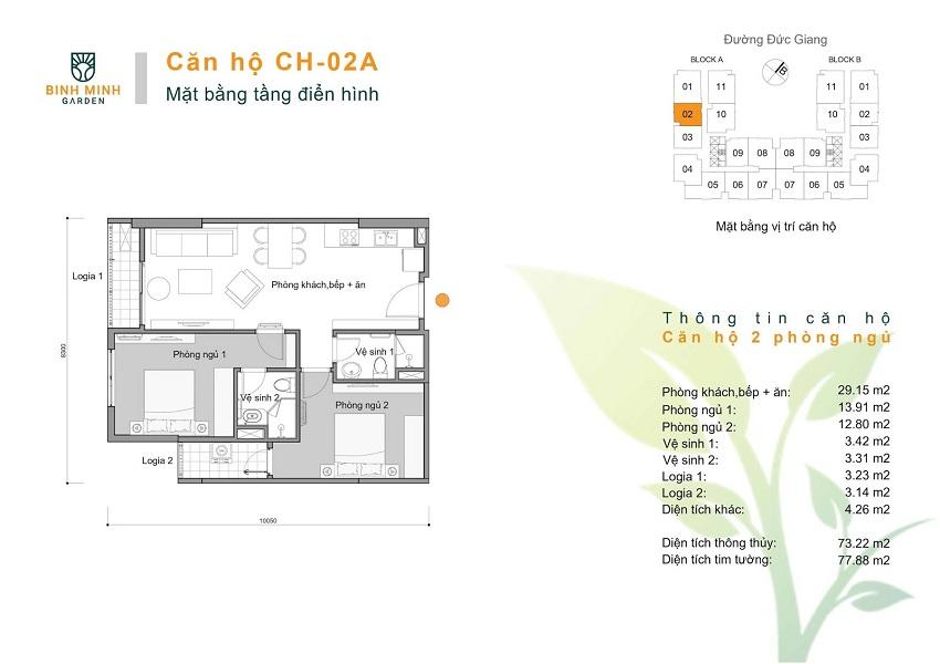 Thiết kế CH 02A