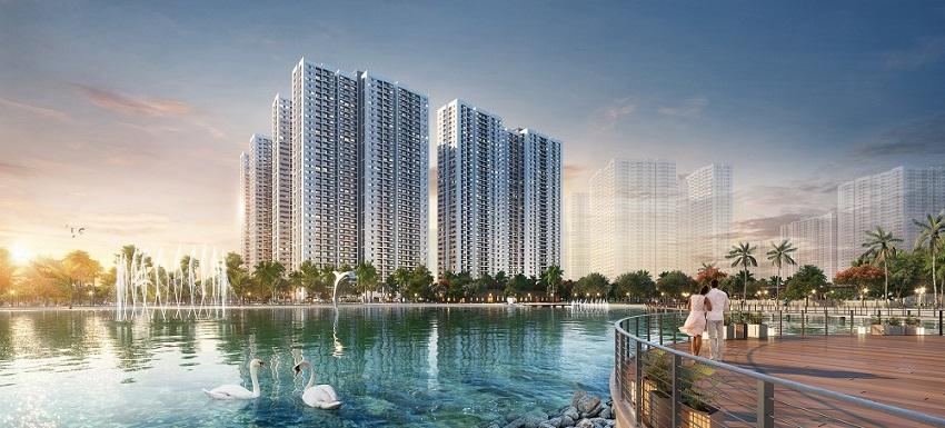 Phối cảnh dự án Imperia Smart City