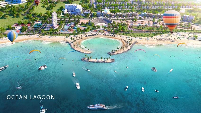 Tiện ích Ocean Lagoon