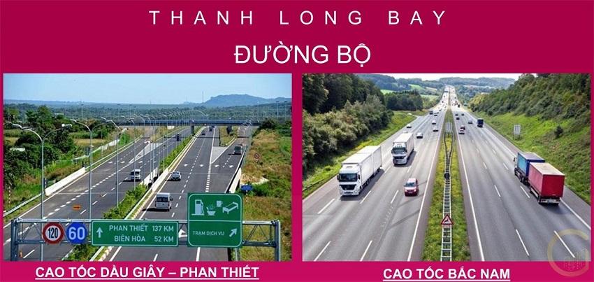 Hạ tầng giao thông đường bộ kết nối
