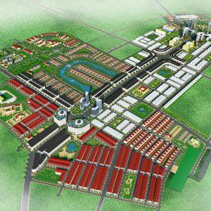 Phối cảnh dự án Từ Sơn Garden City – Đồng Kỵ